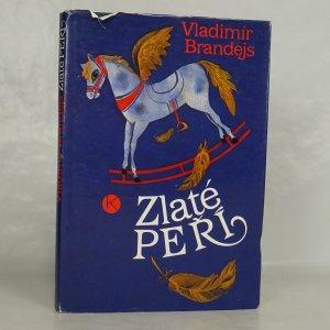 náhled knihy - Zlaté peří