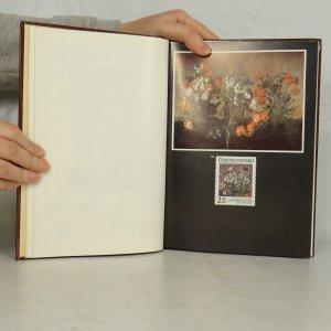 antikvární kniha Umění na známkách. Katalog výstavy Praga 1988., 1988