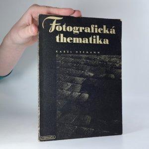 náhled knihy - Fotografická thematika