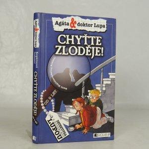 náhled knihy - Chyťte zloděje!