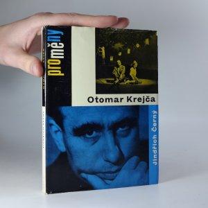 náhled knihy - Otomar Krejča