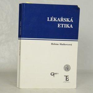 náhled knihy - Lékařská etika