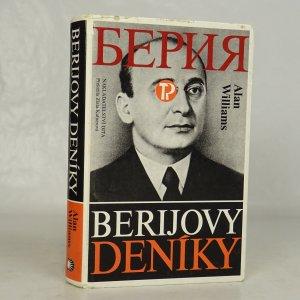 náhled knihy - Berijovy deníky