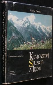 náhled knihy - Království slunce a ledu : naši horolezci na Kavkaze
