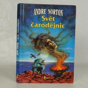 náhled knihy - Svět čarodějnic