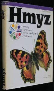 náhled knihy - Hmyz známý i neznámý, pronásledovaný, chráněný
