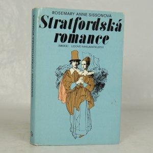 náhled knihy - Stratfordská romance