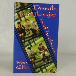 náhled knihy - Deník plejboje nad hrobem (84 let)