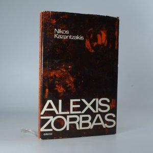 náhled knihy - Alexis Zorbas