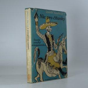 náhled knihy - Nic pro čítanky