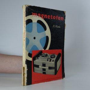 náhled knihy - Magnetofon