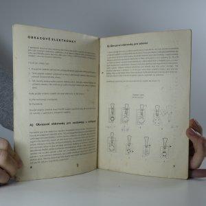 antikvární kniha Elektroniky Philips pro zvláštní účely, neuveden