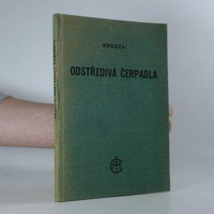 náhled knihy - Odstředivá čerpadla