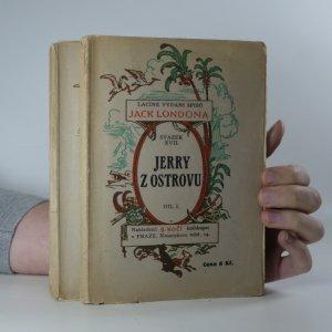 náhled knihy - Jerry z Ostrovů. Díl I, II. (2 svazky)