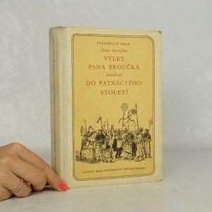 náhled knihy - Nový epochální výlet pana Broučka tentokrát do patnáctého století