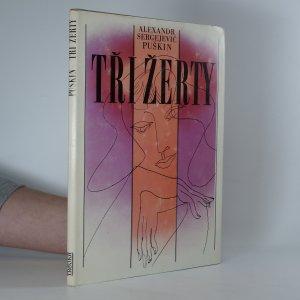 náhled knihy - Tři žerty