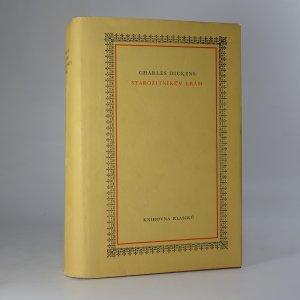 náhled knihy - Starožitníkův krám