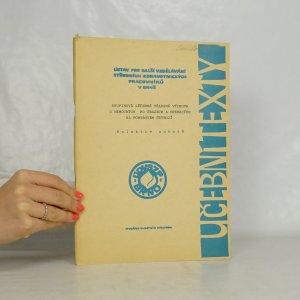 náhled knihy - Skupinová léčebná tělesná výchova u nemocných po úrazech a operacích na pohybovém ústrojí