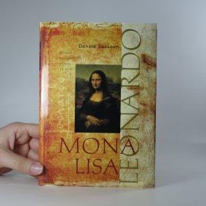náhled knihy - Mona Lisa. Historie nejslavnějšího obrazu na světě.