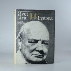 náhled knihy - Život sira Winstona