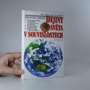 náhled knihy - Dějiny světa v souvislostech