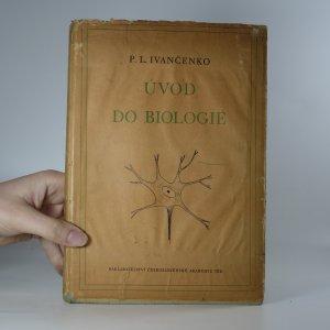 náhled knihy - Úvod do biologie