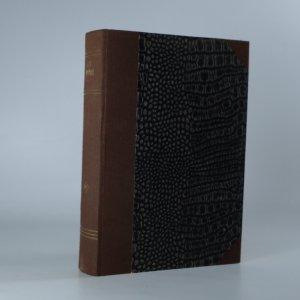 náhled knihy - Soubor belletrie. Definitivní vydání knih: Stará prosa. Hrst belletrie