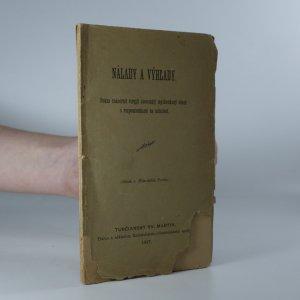 náhled knihy - Nálady a výhl'ady