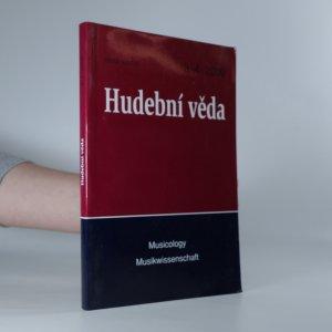 náhled knihy - Hudební věda, Ročník XXXVII. Číslo. 3 - 4 / 2000
