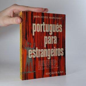náhled knihy - Português para estrangeiros