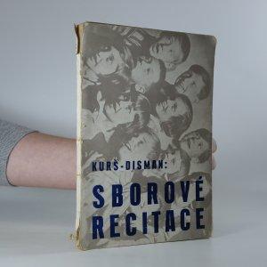 náhled knihy - Sborové recitace
