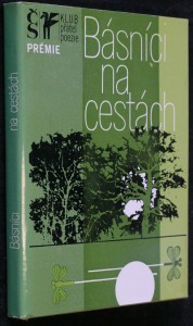 náhled knihy - Básníci na cestách : výbor z české cestopisné lyriky 20. století