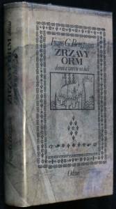 náhled knihy - Zrzavý Orm doma a znova na lodi