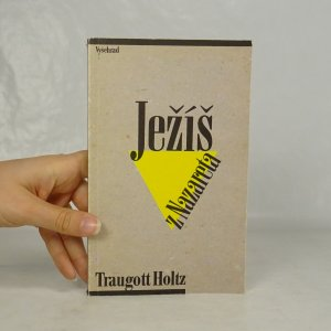 náhled knihy - Ježíš z Nazareta