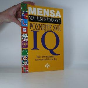 náhled knihy - Poznejte své IQ : Mensa - vizuální hádanky 1