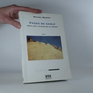 náhled knihy - Pages de sable