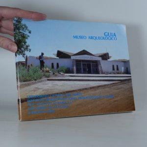 náhled knihy - Guia Museo arqueologico Universidad catolica del Norte Chile