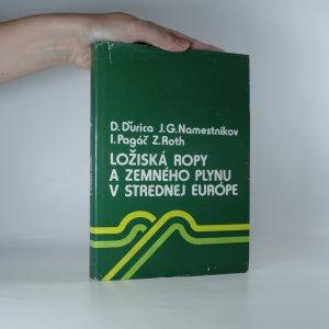 náhled knihy - Ložiská ropy a zemného plynu v strednej Európe