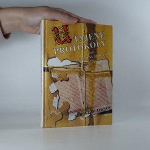 náhled knihy - Utajené protokoly aneb geniální podvod