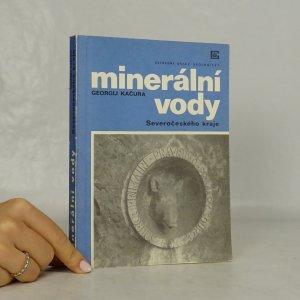 náhled knihy - Minerální vody Severočeského kraje