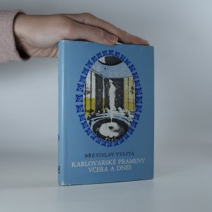 náhled knihy - Karlovarské prameny včera a dnes