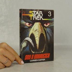 náhled knihy - Sny o krkavcích. Star Trek 3.