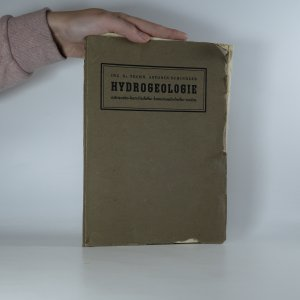 náhled knihy - Hydrogeologie ostravsko - karvinského kamenouhelného revíru