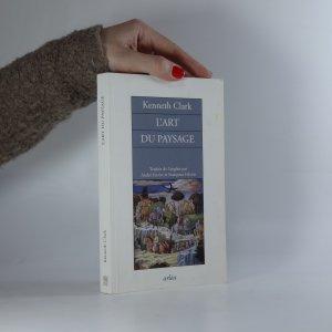 náhled knihy - L'art du Paysage