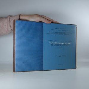 náhled knihy - Mapa wód mineralnych Polski 1: 1 500 000