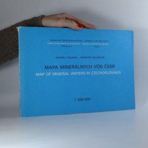 náhled knihy - Mapa minerálnych vôd ČSSR