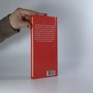 antikvární kniha Lexique des hommes d'état français, 1995