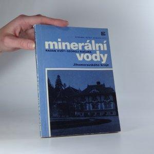 náhled knihy - Minerální vody Jihomoravského kraje