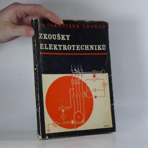 náhled knihy - Zkoušky elektrotechniků