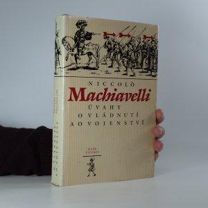 náhled knihy - Úvahy o vládnutí a o vojenství